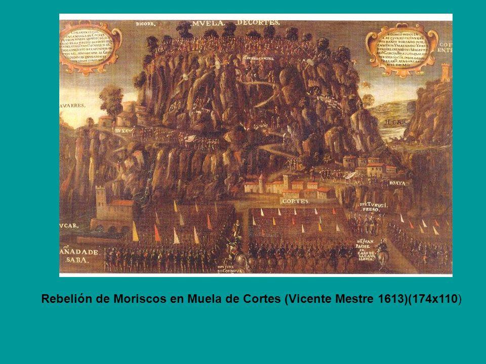 Rebelión de Moriscos en Muela de Cortes (Vicente Mestre 1613)(174x110)