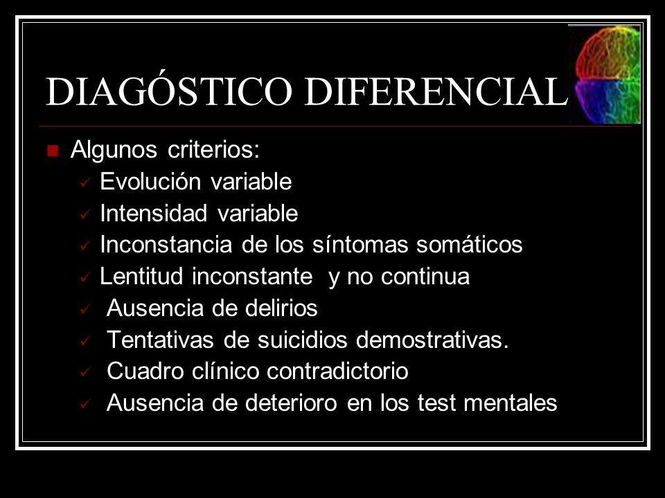 DIAGÓSTICO DIFERENCIAL