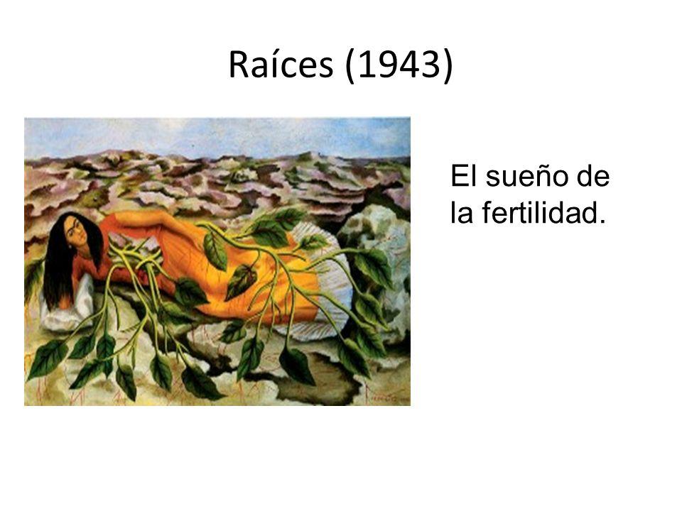 Raíces (1943) El sueño de la fertilidad.