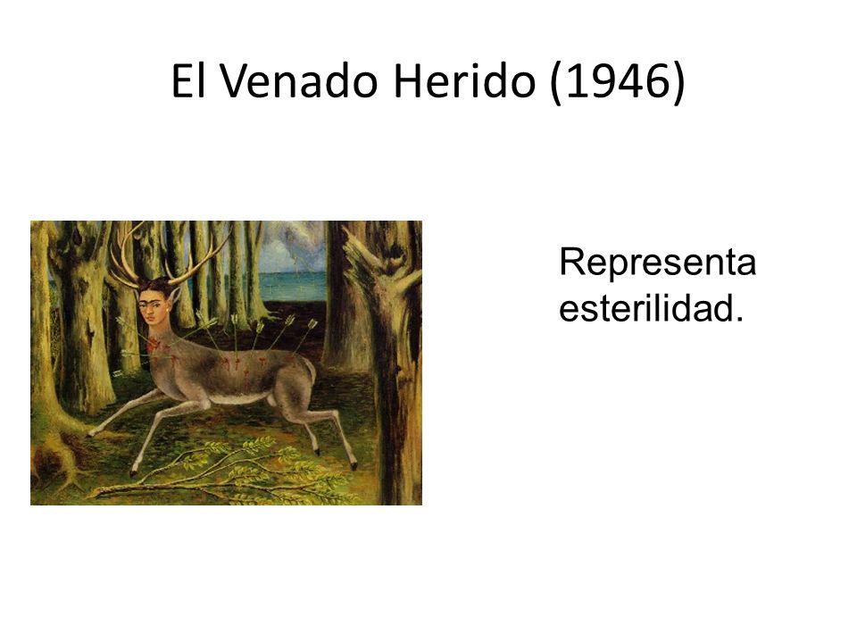 El Venado Herido (1946) Representaesterilidad.