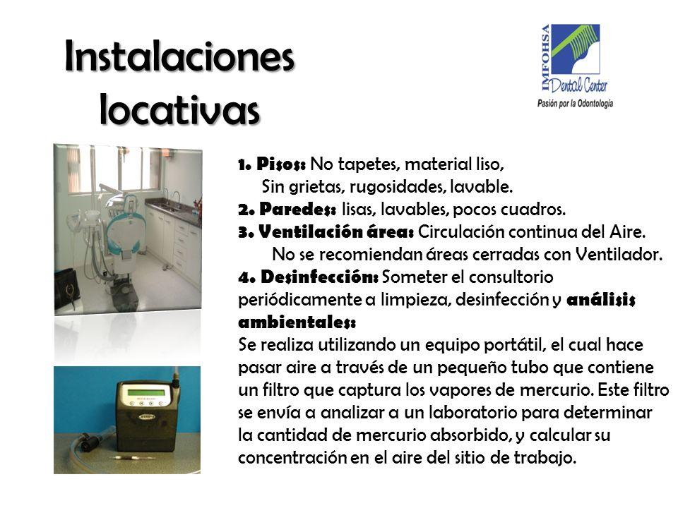 Instalaciones locativas