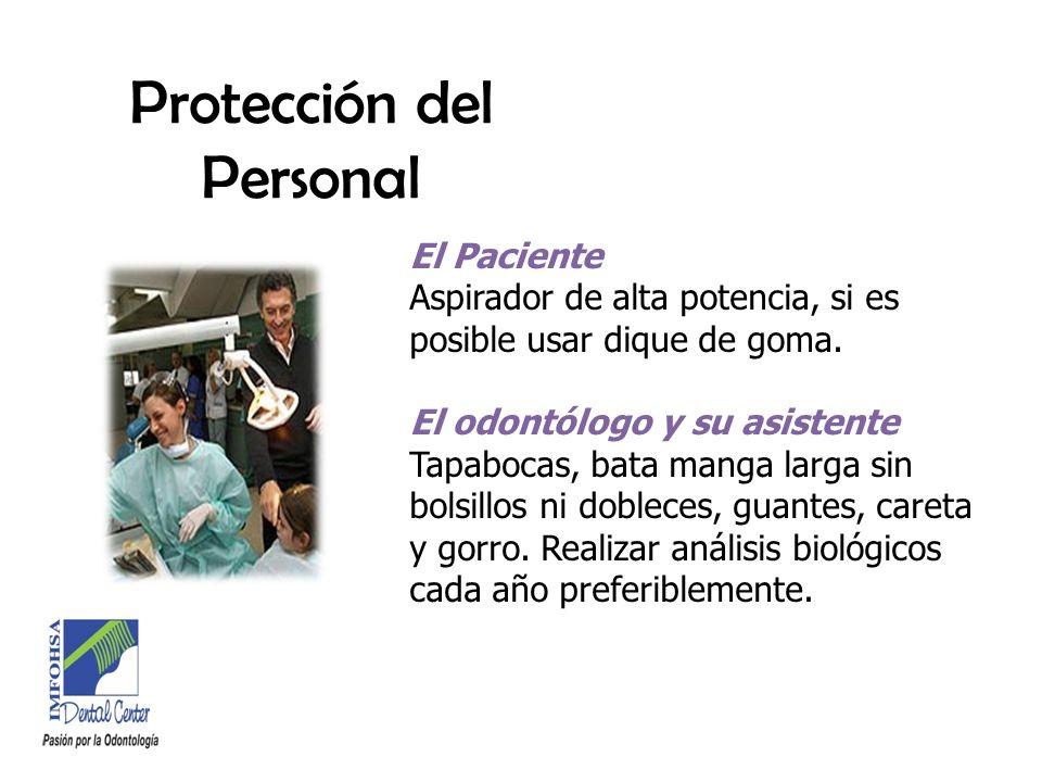 Protección del Personal