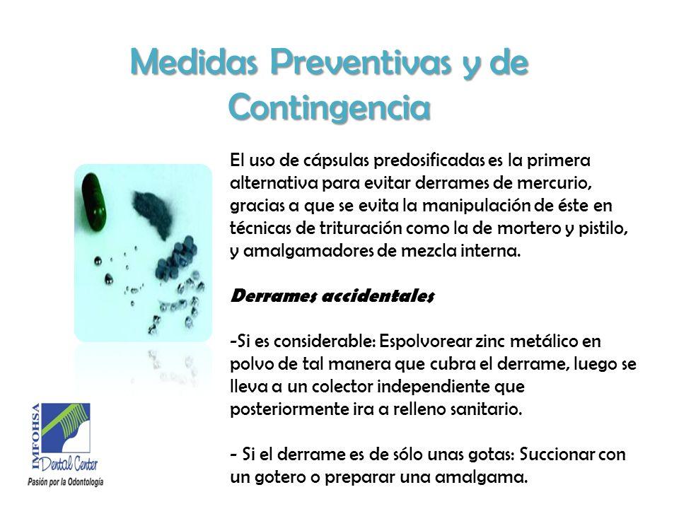 Medidas Preventivas y de Contingencia