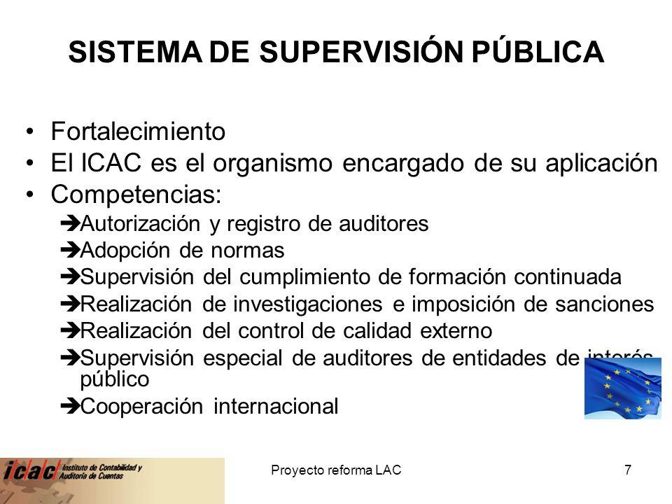 SISTEMA DE SUPERVISIÓN PÚBLICA