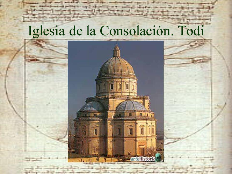 Iglesia de la Consolación. Todi