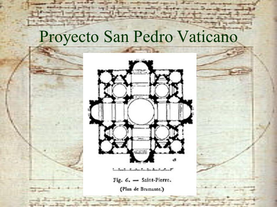 Proyecto San Pedro Vaticano