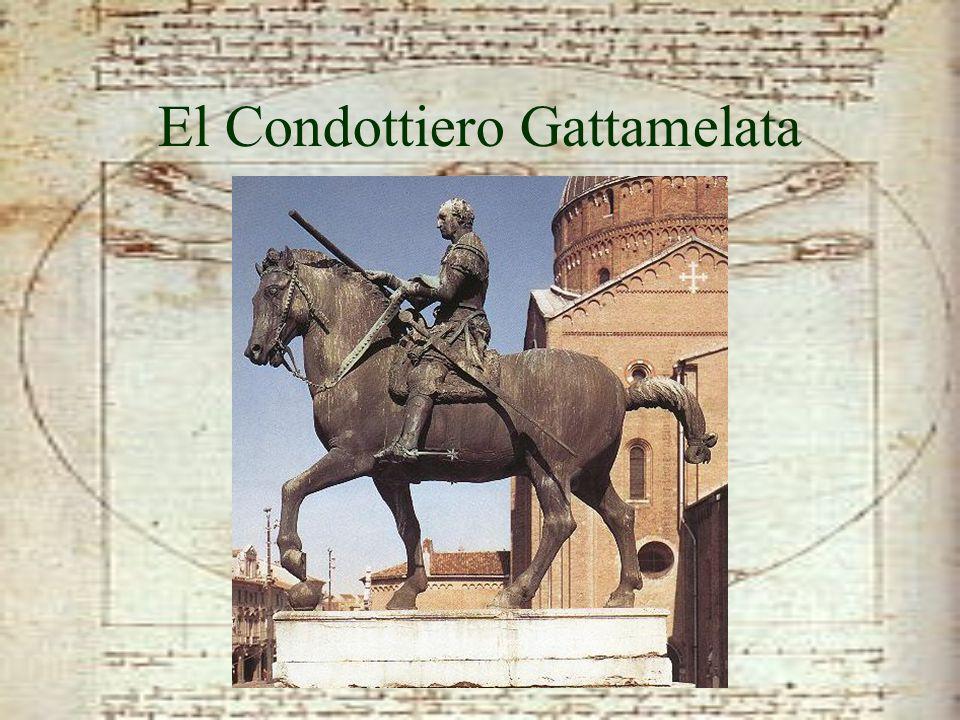 El Condottiero Gattamelata