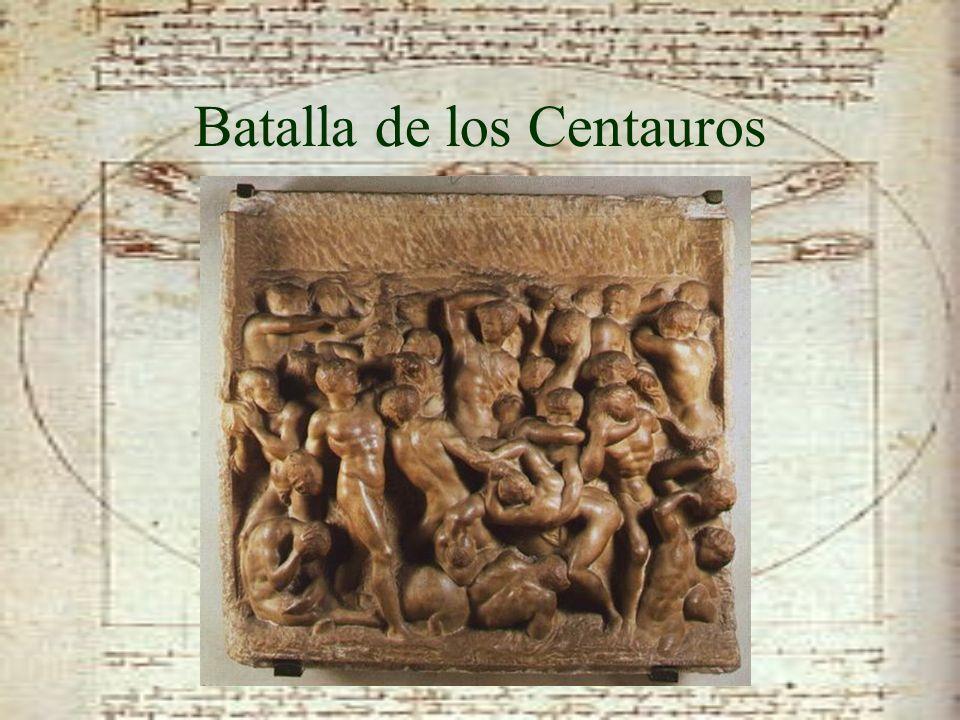 Batalla de los Centauros