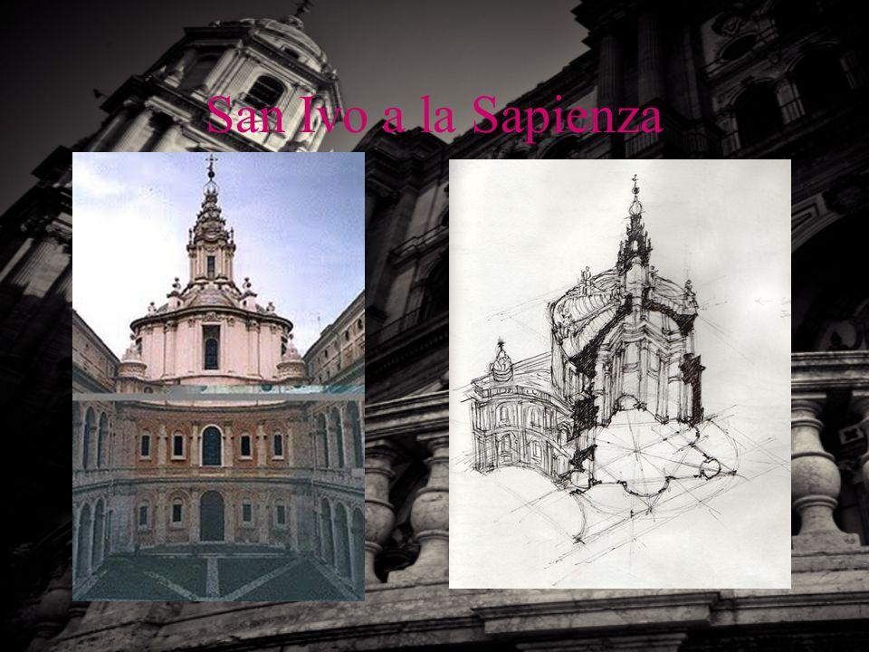 San Ivo a la Sapienza