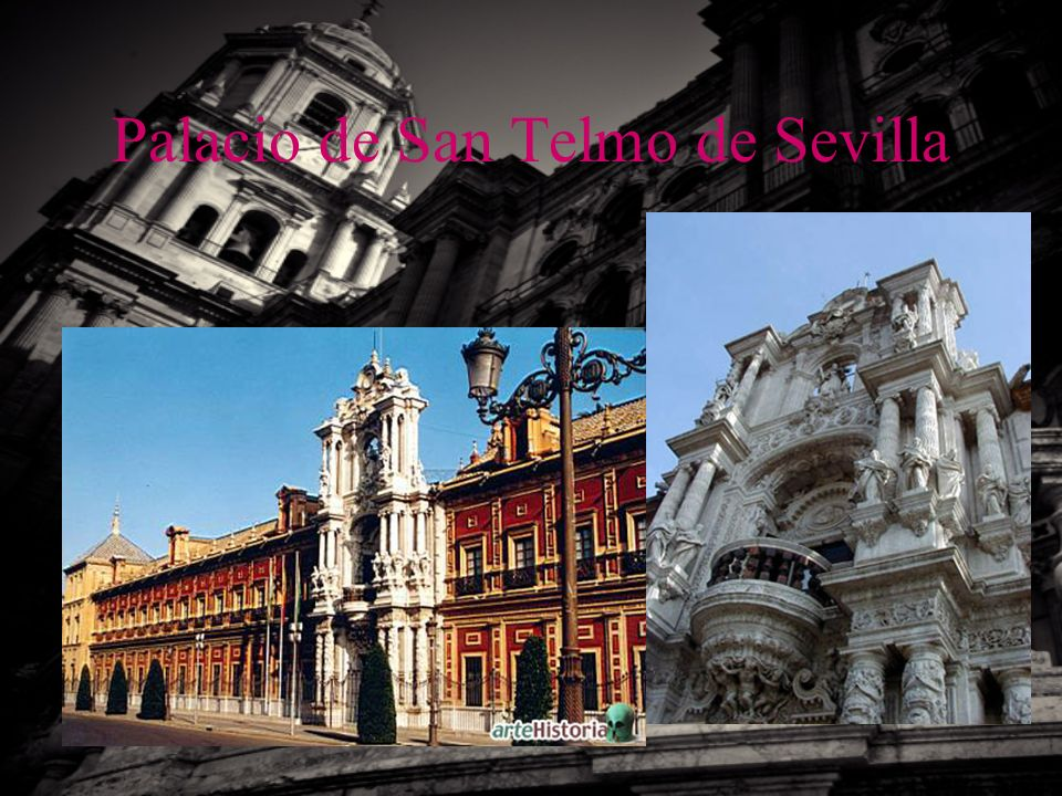 Palacio de San Telmo de Sevilla