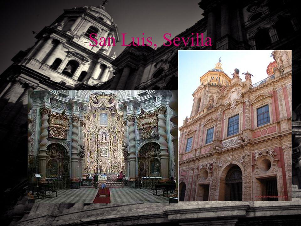 San Luis, Sevilla