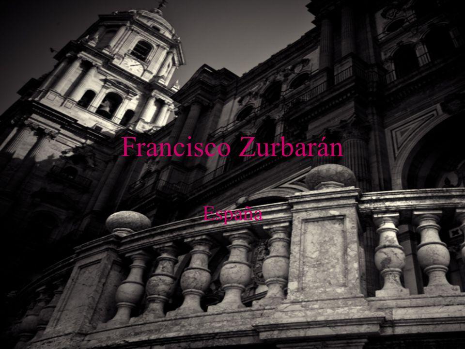 Francisco Zurbarán España