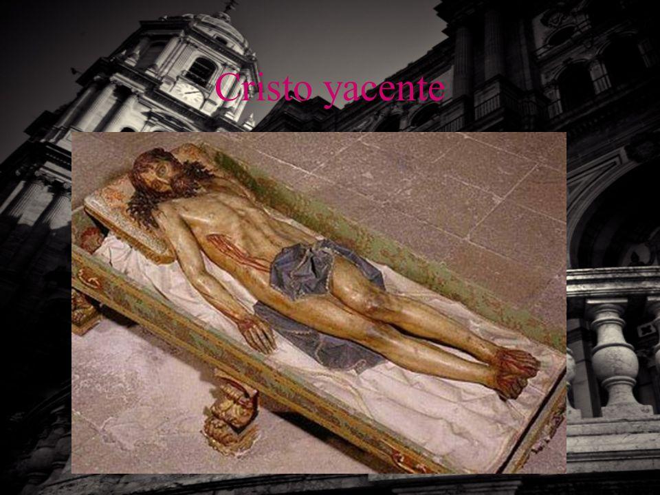 Cristo yacente