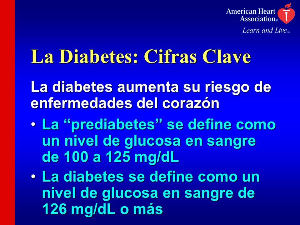La Diabetes: Cifras Clave
