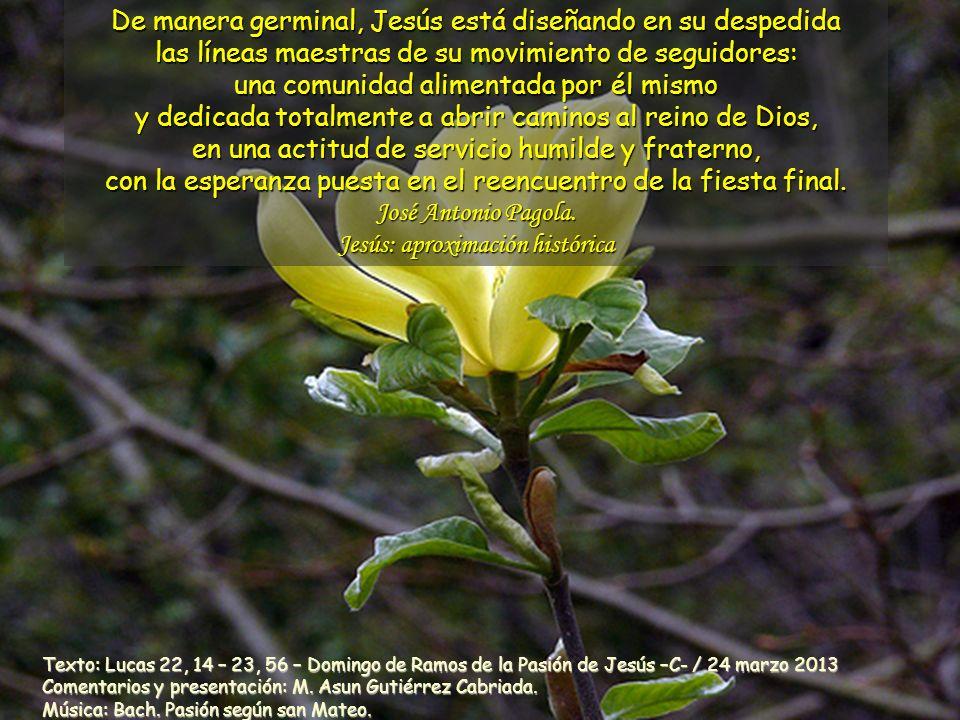 José Antonio Pagola. Jesús: aproximación histórica