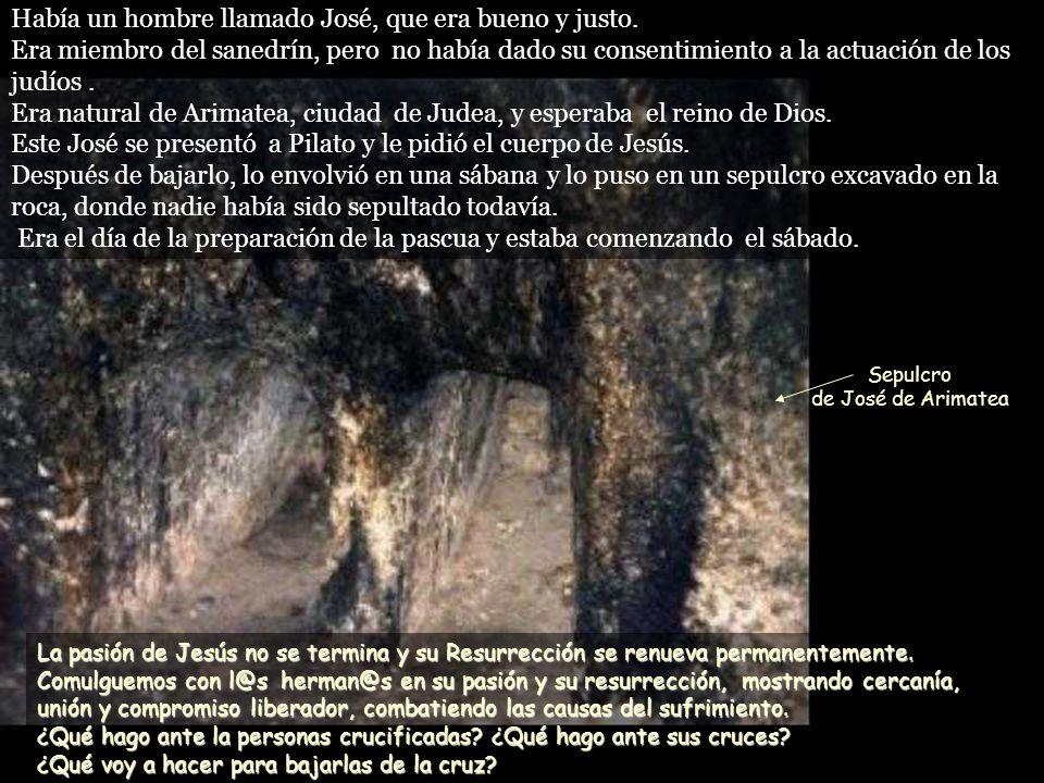 Sepulcro de José de Arimatea