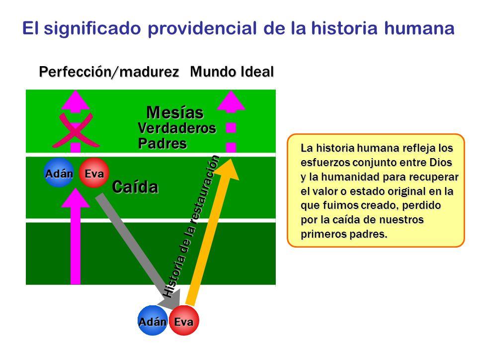 El significado providencial de la historia humana