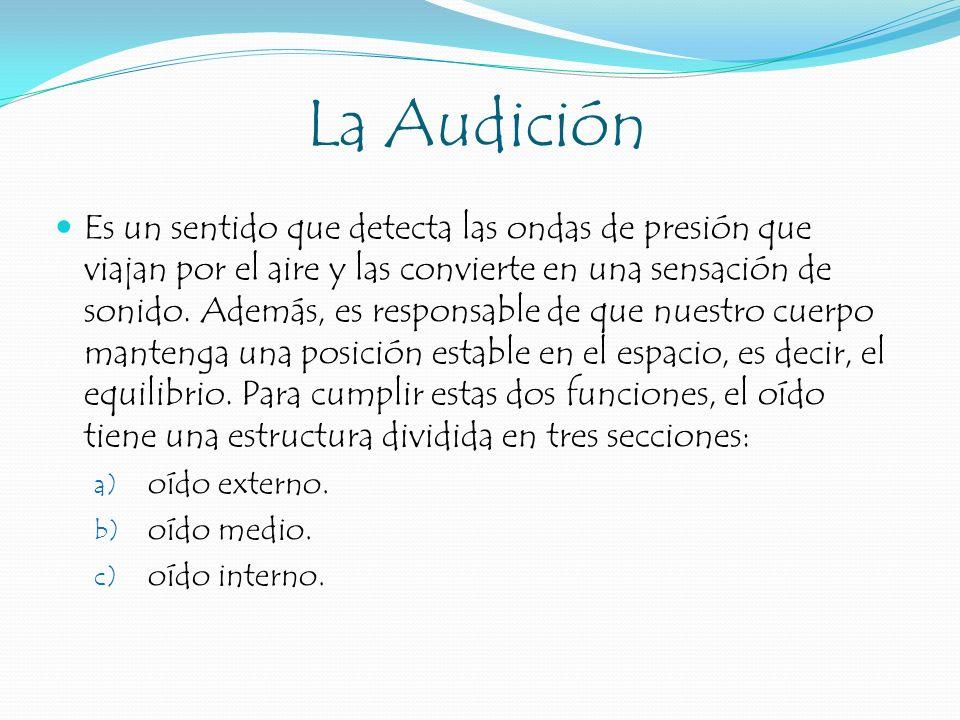 La Audición
