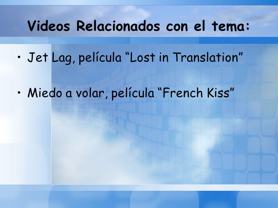 Videos Relacionados con el tema: