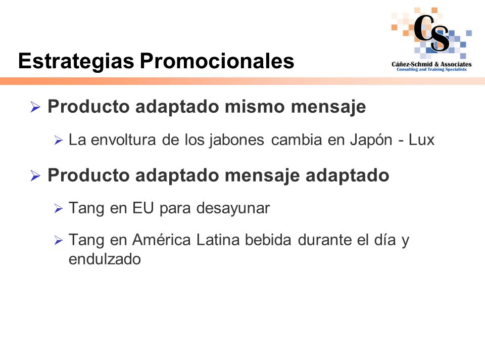 Estrategias Promocionales