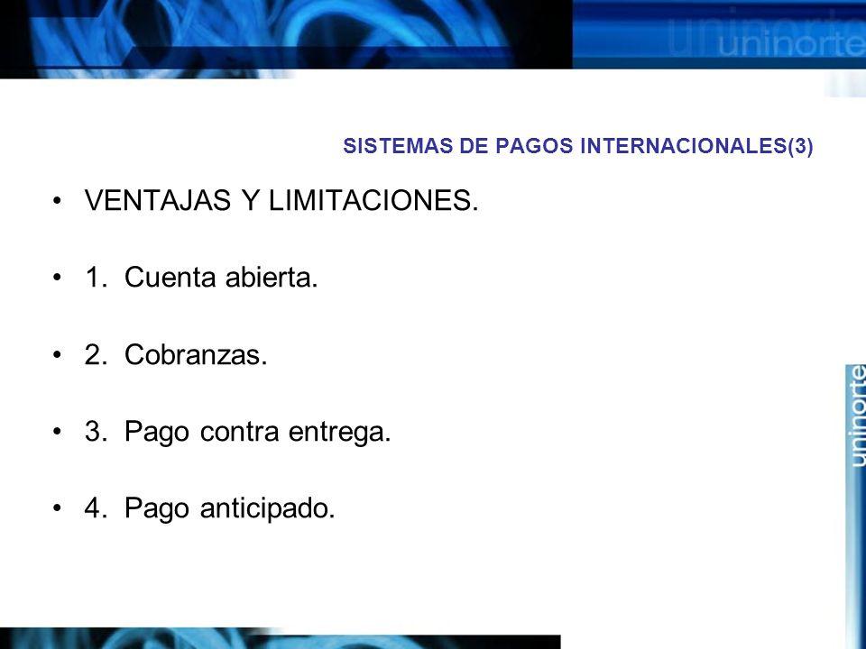 SISTEMAS DE PAGOS INTERNACIONALES(3)