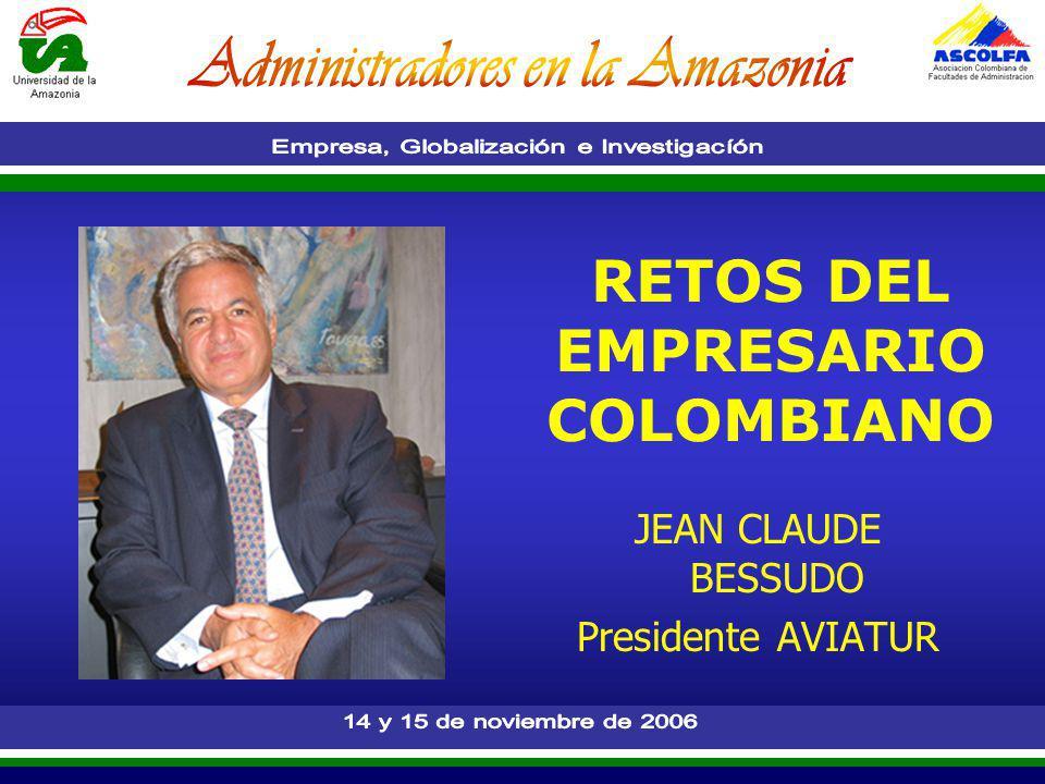 RETOS DEL EMPRESARIO COLOMBIANO