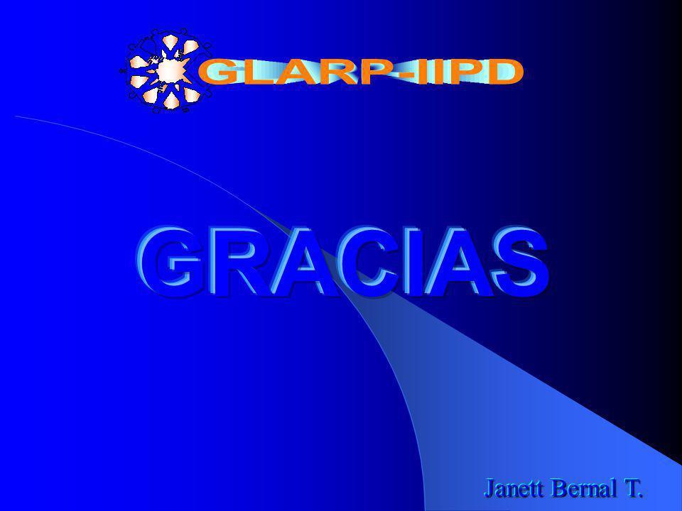 GRACIAS Janett Bernal T.