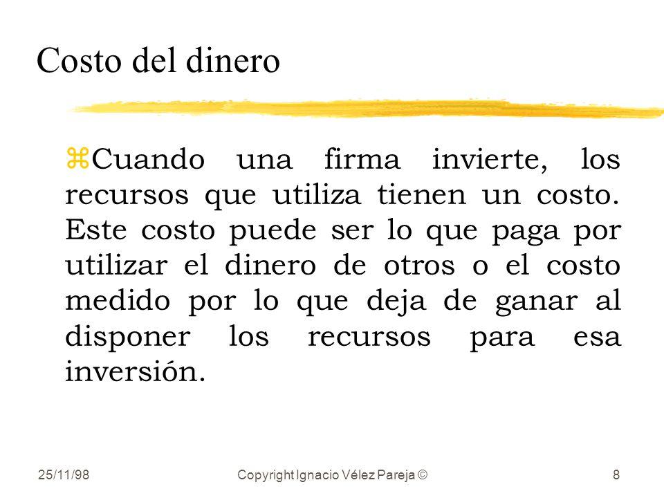 Copyright Ignacio Vélez Pareja ©