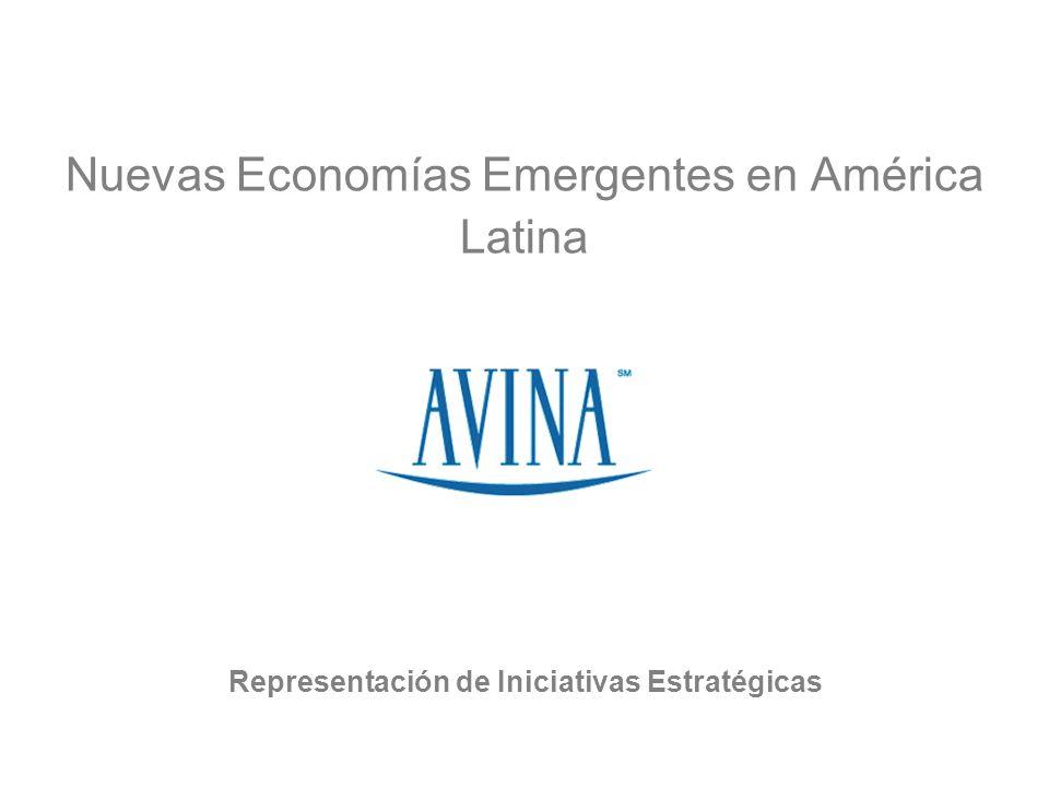 Nuevas Economías Emergentes en América Latina