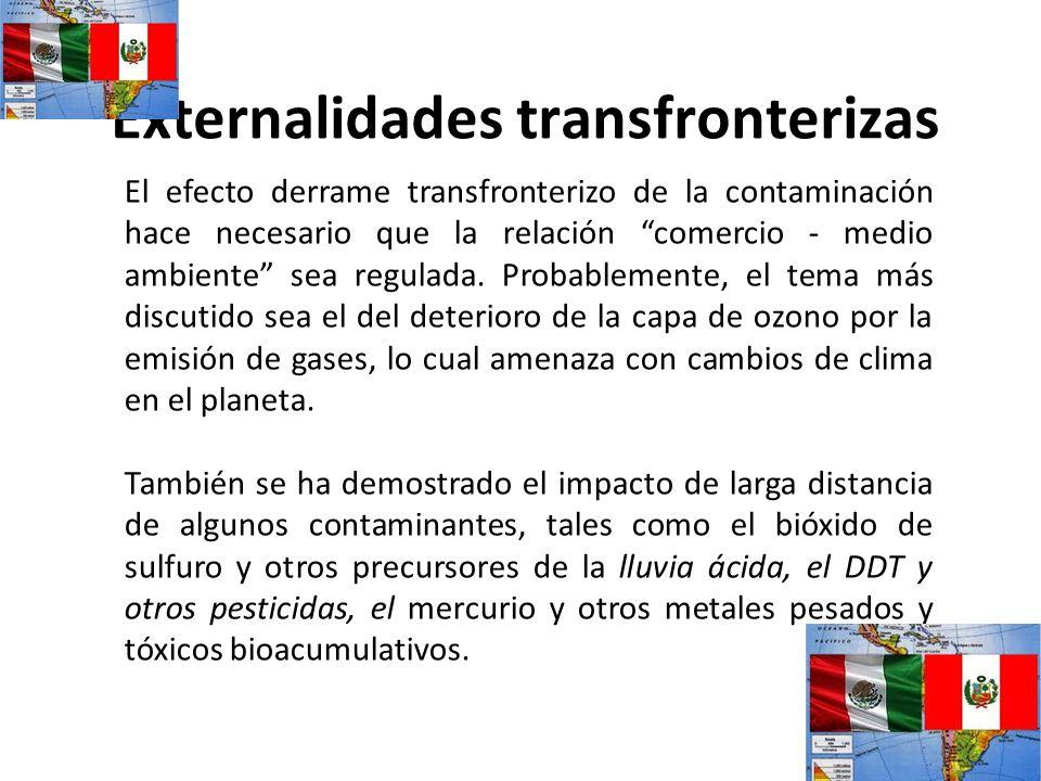 Externalidades transfronterizas