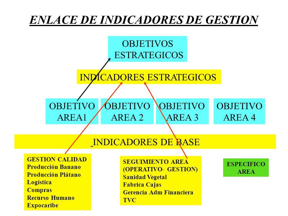 ENLACE DE INDICADORES DE GESTION