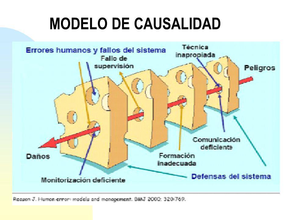 MODELO DE CAUSALIDAD
