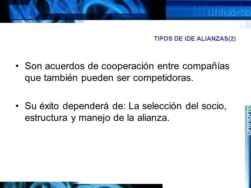 TIPOS DE IDE ALIANZAS(2)