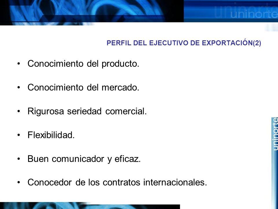 PERFIL DEL EJECUTIVO DE EXPORTACIÓN(2)
