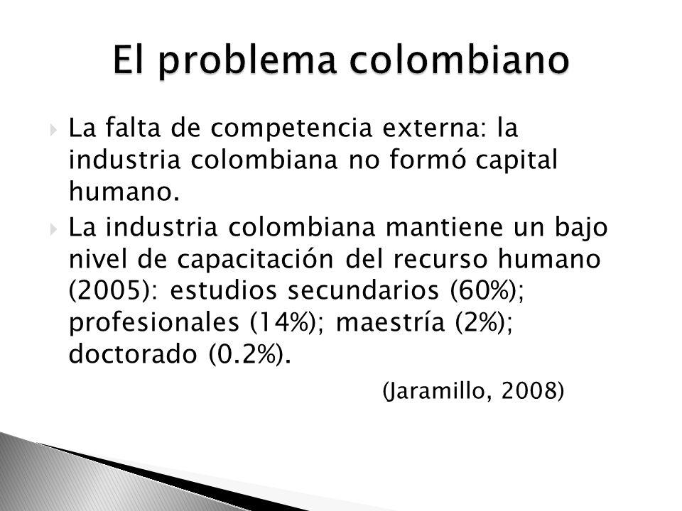 El problema colombiano