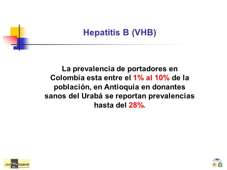 Hepatitis B (VHB)