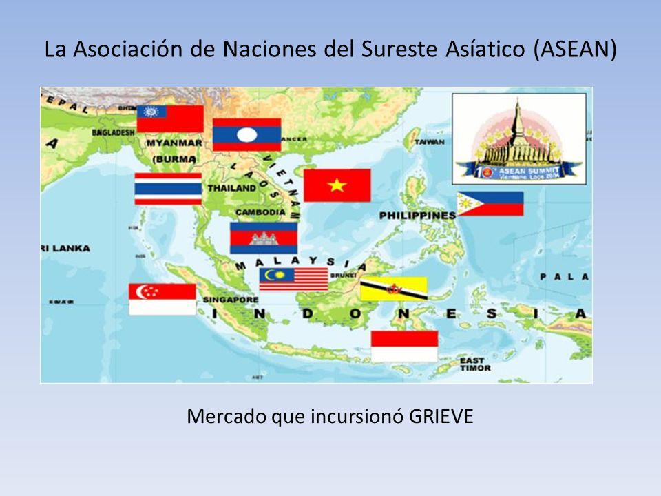 La Asociación de Naciones del Sureste Asíatico (ASEAN)