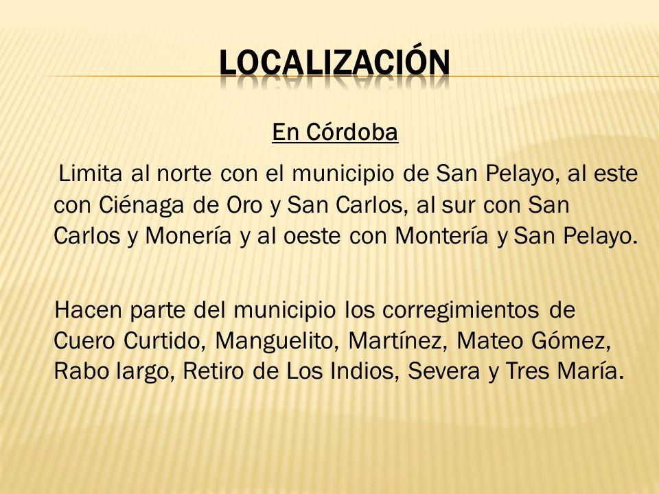 LOCALIZACIÓN En Córdoba.