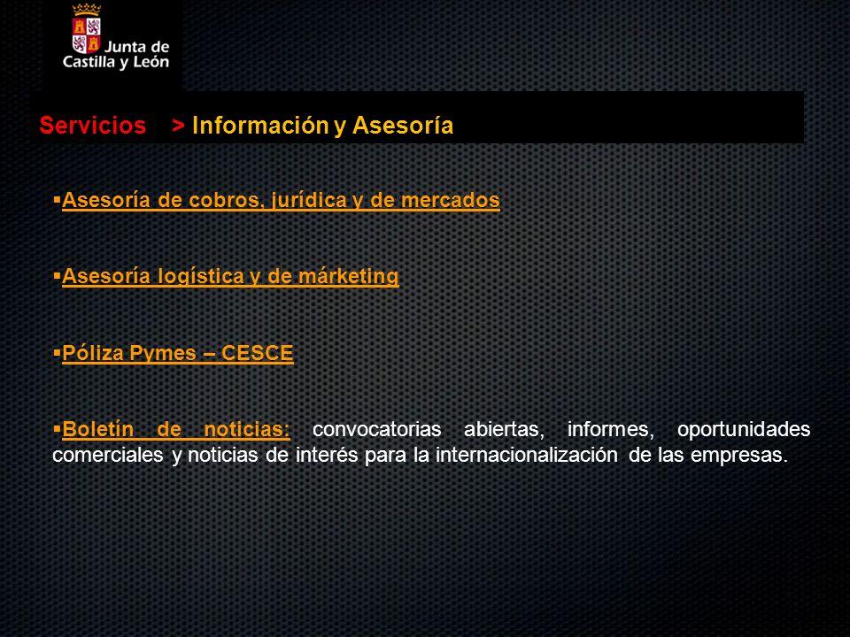 Información y Asesoría