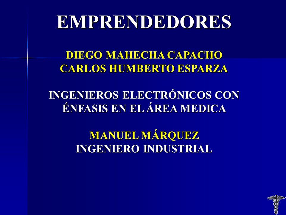 EMPRENDEDORES DIEGO MAHECHA CAPACHO CARLOS HUMBERTO ESPARZA