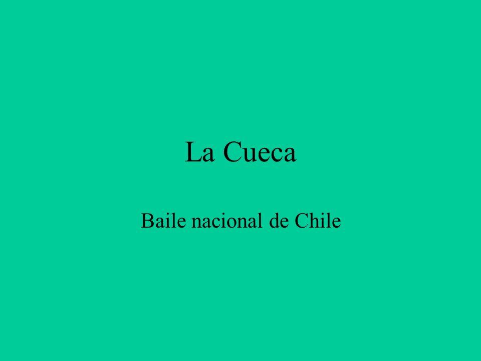 Baile nacional de Chile