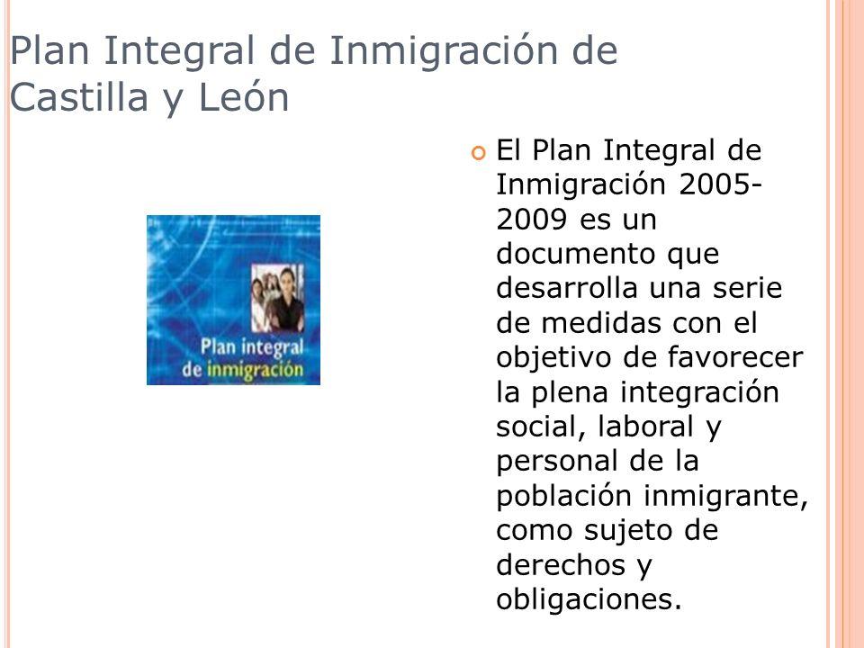 Plan Integral de Inmigración de Castilla y León