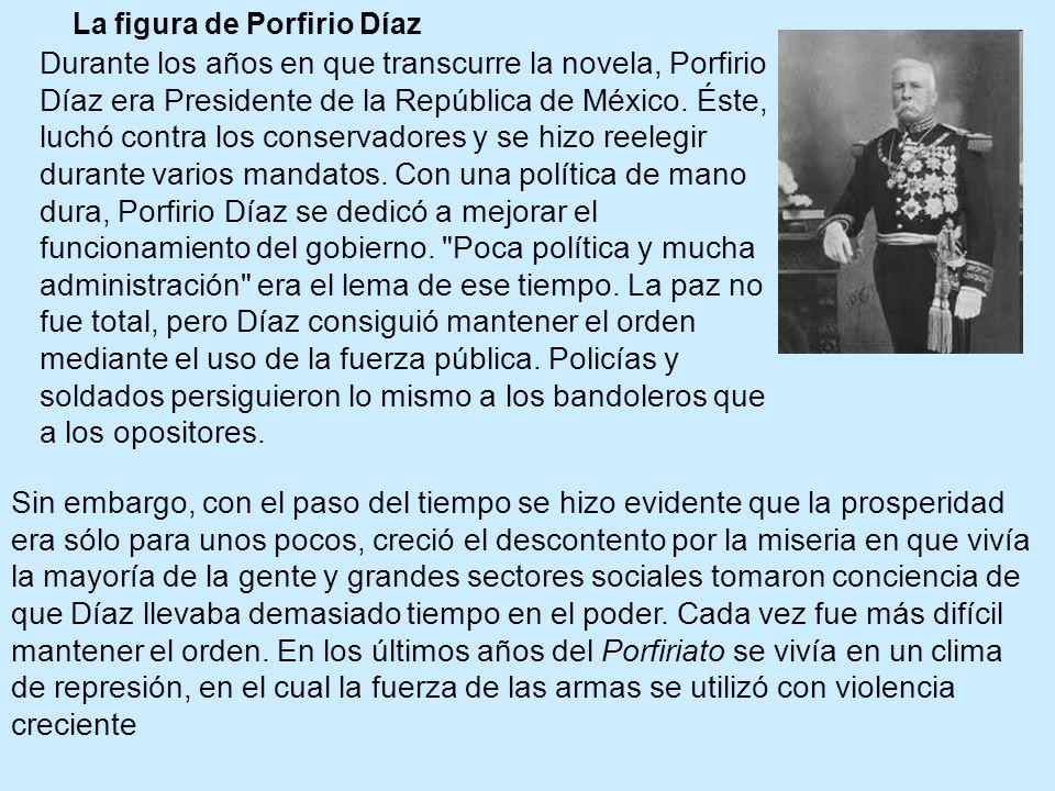 La figura de Porfirio Díaz