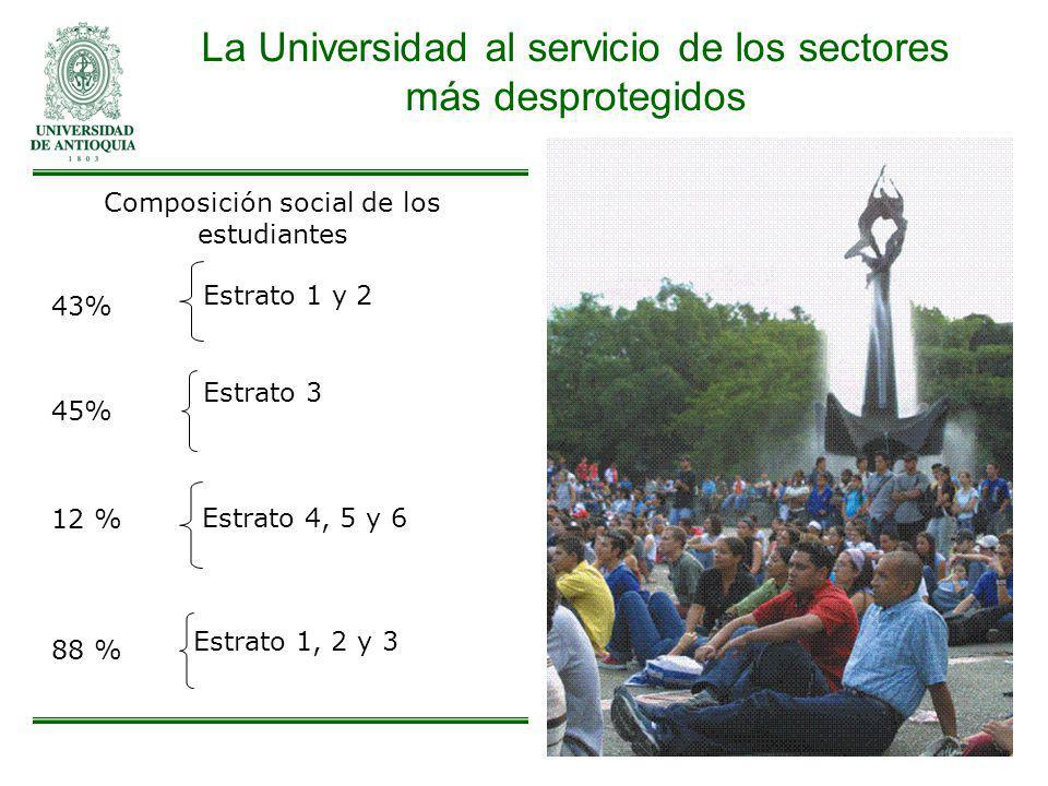 La Universidad al servicio de los sectores más desprotegidos