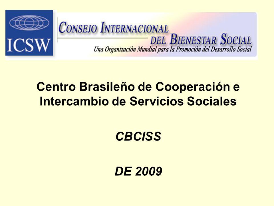 Centro Brasileño de Cooperación e Intercambio de Servicios Sociales