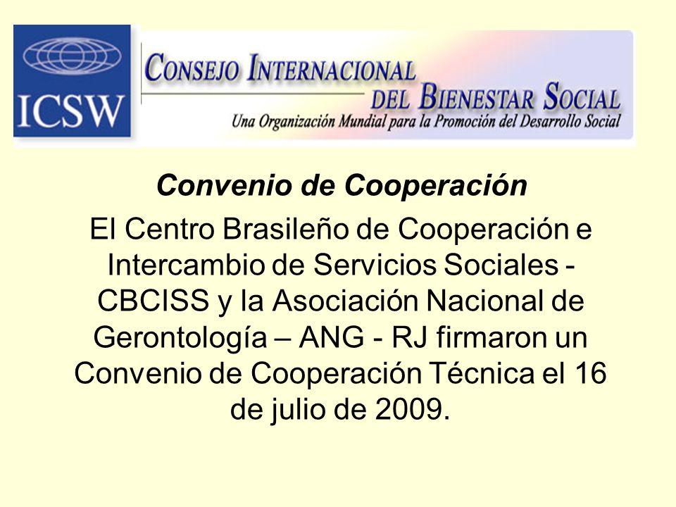Convenio de Cooperación