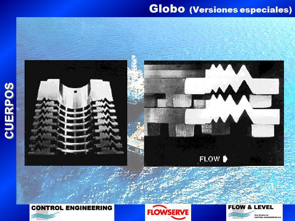 Globo (Versiones especiales)