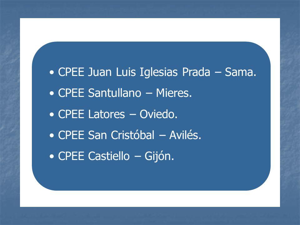 CPEE Juan Luis Iglesias Prada – Sama.