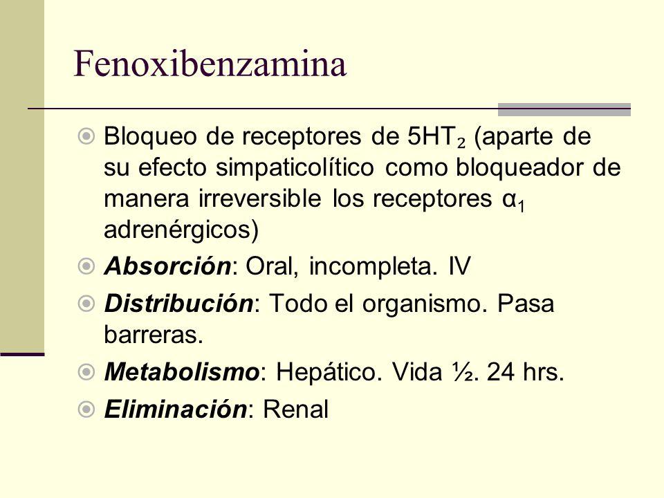 Fenoxibenzamina