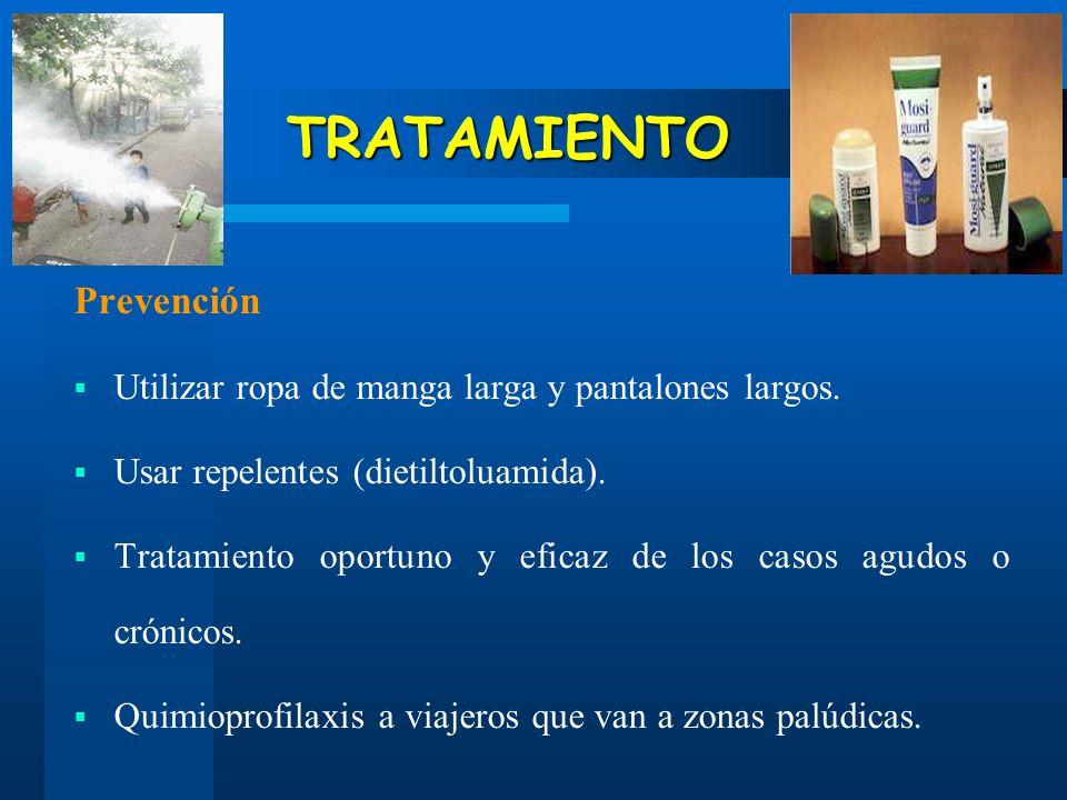 TRATAMIENTO Prevención